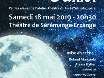Le 18 Mai 2019 | Spectacle de l'atelier théâtre